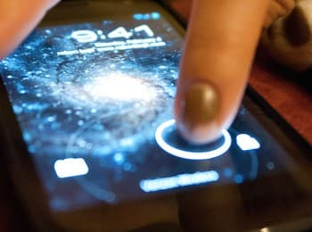 UX sur smartphone