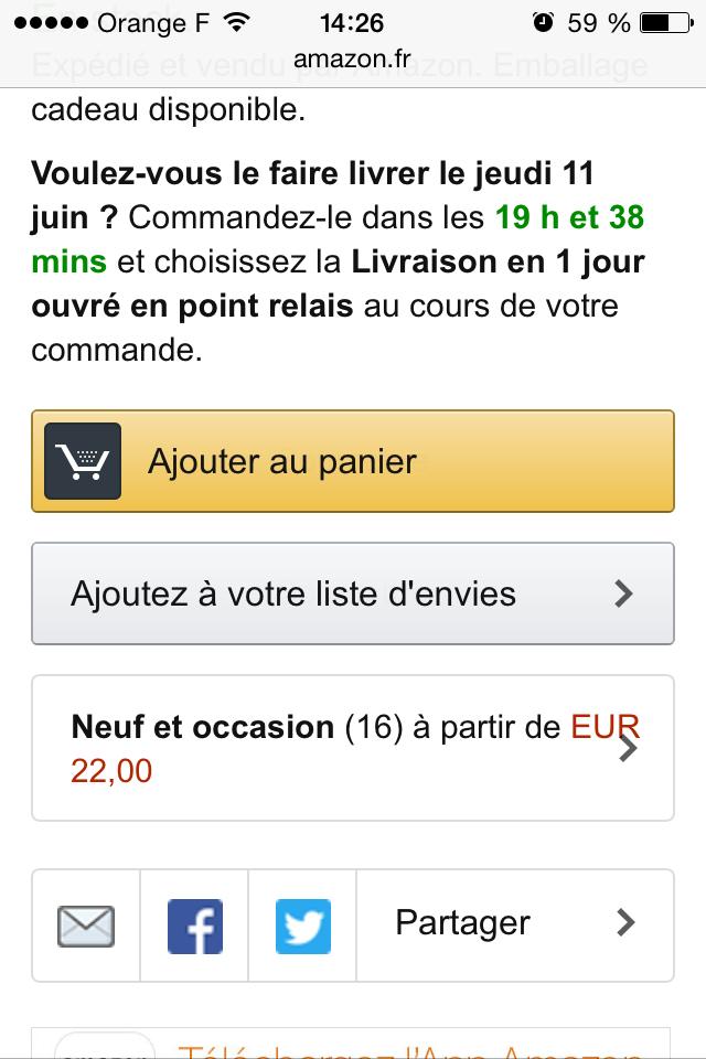 Wishlist Amazon