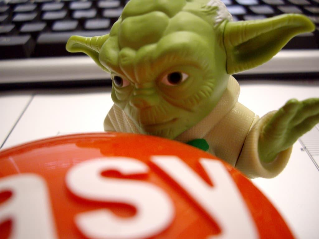 Easy Yoda