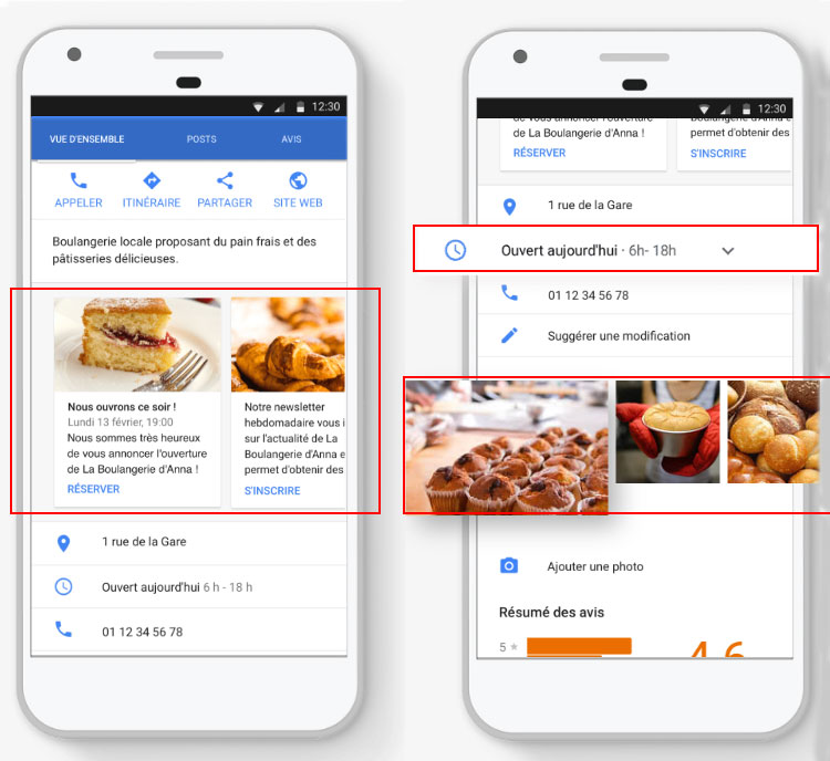 référencement local Google My Business