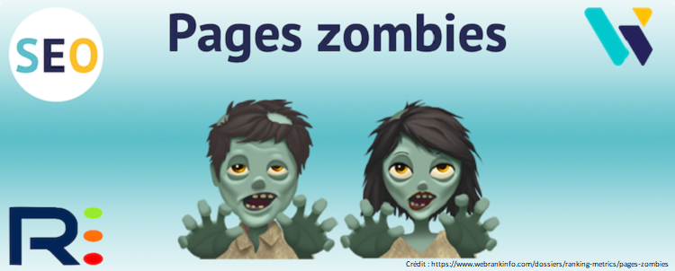pages zombies inactives seo